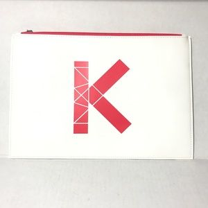 Kenzo smart pouch clutch large NWOT